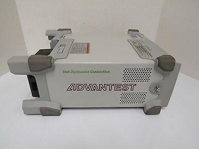 Advantest U3641/20/74 Spectrum Analyzer