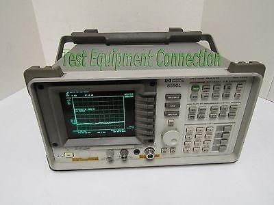 Agilent-Keysight 8590L Spectrum Analyzer