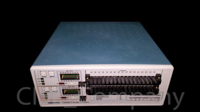 Tektronix TMS817 Probe Adapter Preprocessor