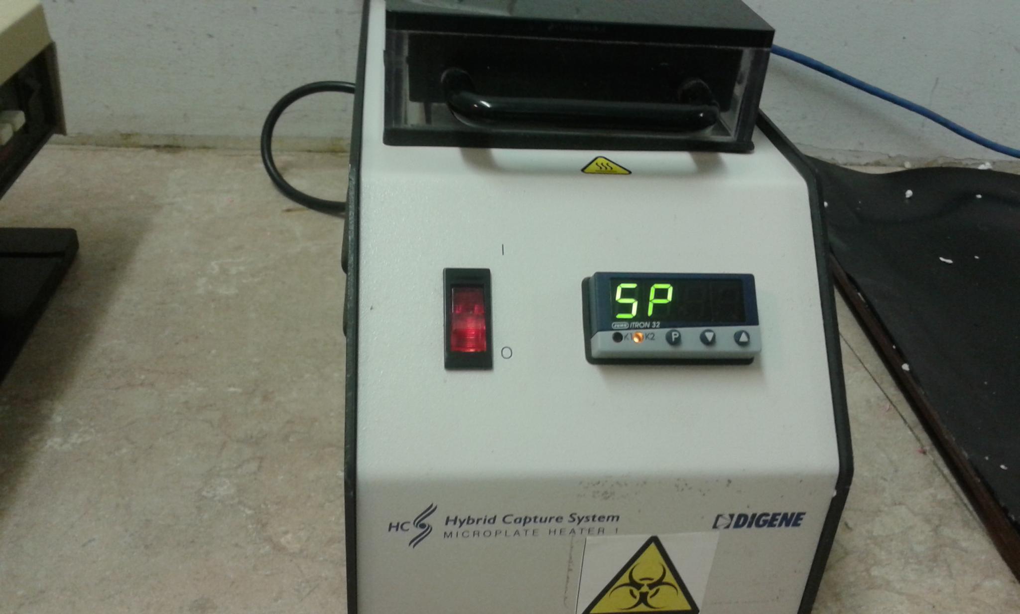 Programmable Microplate Heater Digene Hybrid Capture System