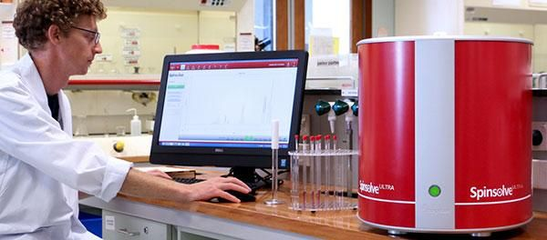 Magritek launch the Spinsolve ULTRA Benchtop NMR system for measuring sub milli-molar components of