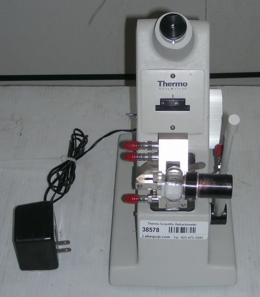 Thermo Scientific 33.46.10 Bench-type, Abbe Refractometer