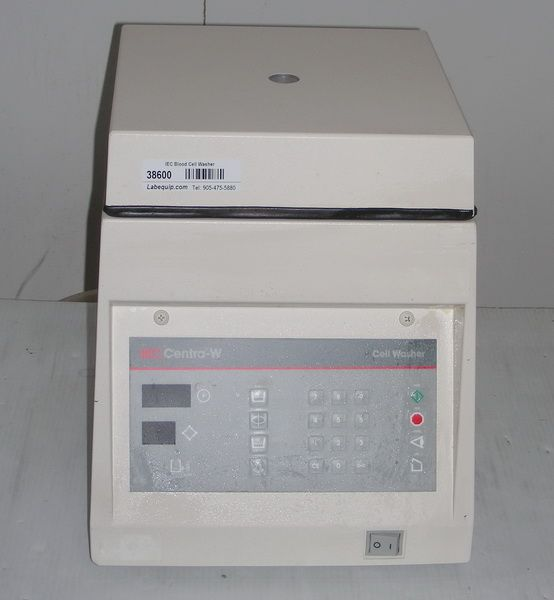 IEC Centra W Blood Cell Washer (Cellwasher)
