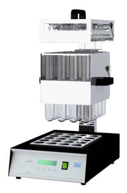 VELP Kjeldahl Digestion Units - DK Series