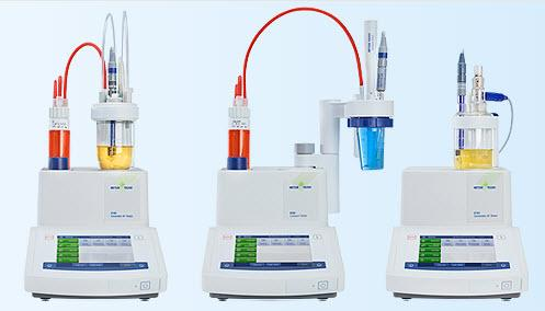 New Compact Titration 10S Line