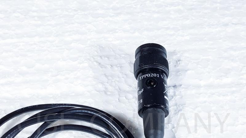 Tektronix TPP0201 Passive Oscilloscope Probe 10M? 15-25 pF 10X