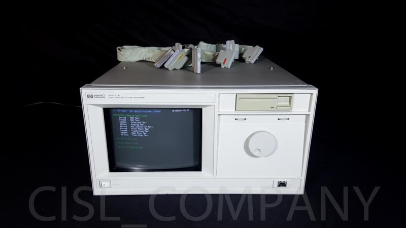 HP 16500A Logic Analysis w/ Cables and Modules: 16541D (X2), 16540D, 16500-40502