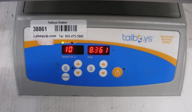 Talboys 980530 Rocking Action Shaker