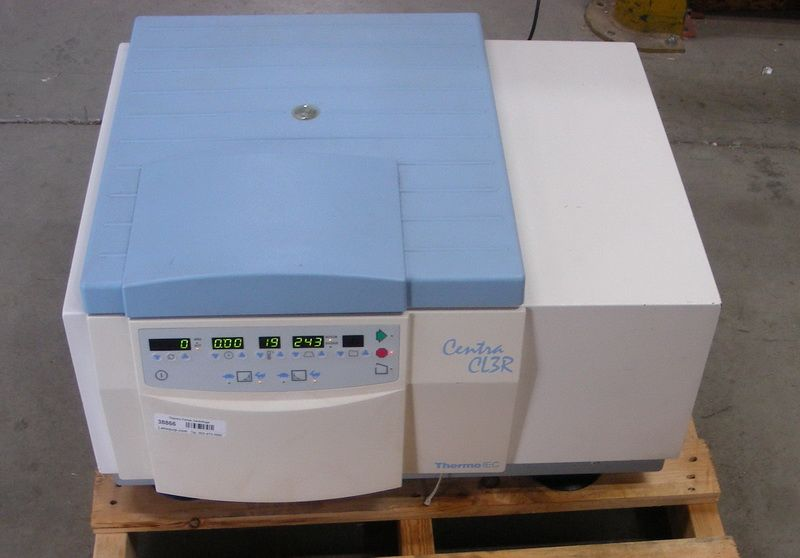 Thermo Fisher Centra CL3-R Bench-model Centrifuge