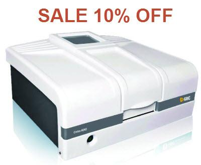 GBC Cintra Series UV-Visible - ON SALE: 10% Off for a limited time only!