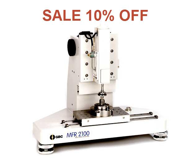 MFR 2100  Micro Fourier Rheometer - ON SALE: 10% Off for a limited time only!