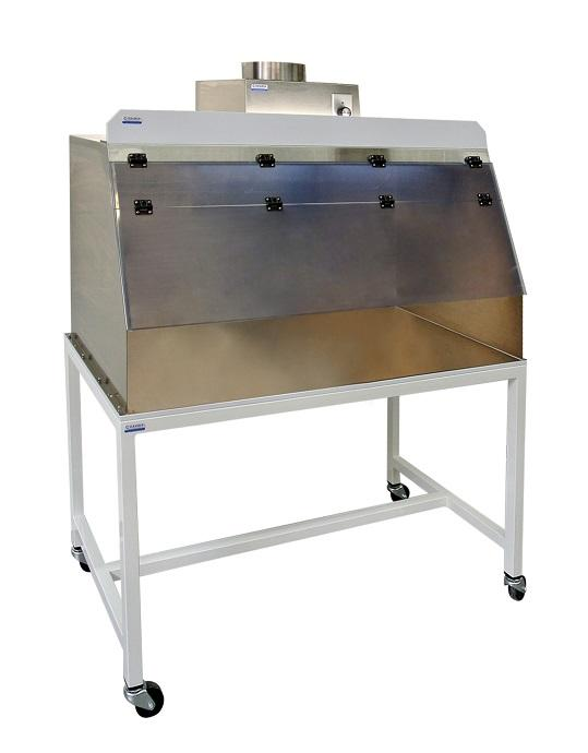 Cleatech Stainless Steel Fume Hood