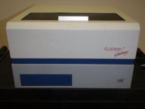 BMG Fluostar Galaxy Multi-functional Microplate Reader