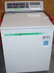 SORVALL RC-3C Plus High Capacity Refrigerated with H6000A rotor Centrifuge