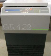 JOUAN GR 4.22 Refrigerated Compact Floor Centrifuge