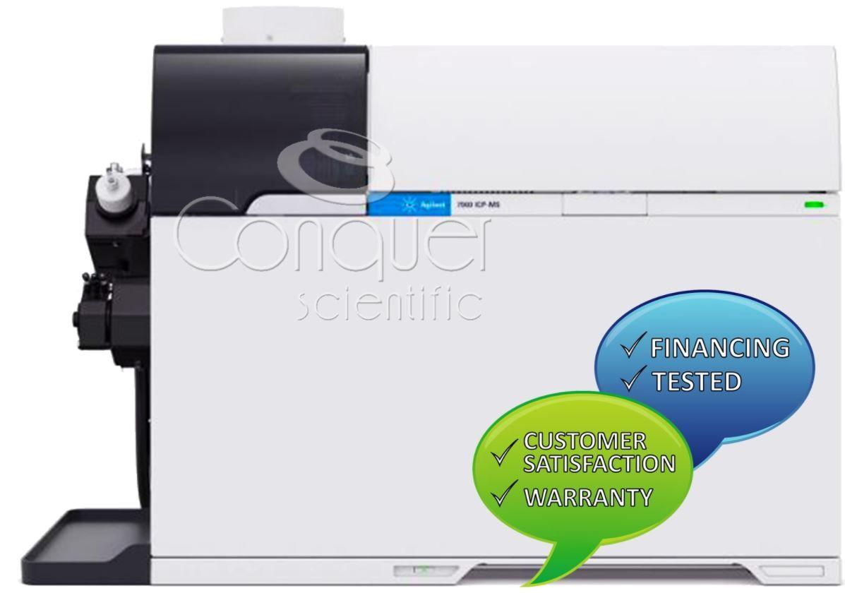 Agilent 7900 ICP-MS System