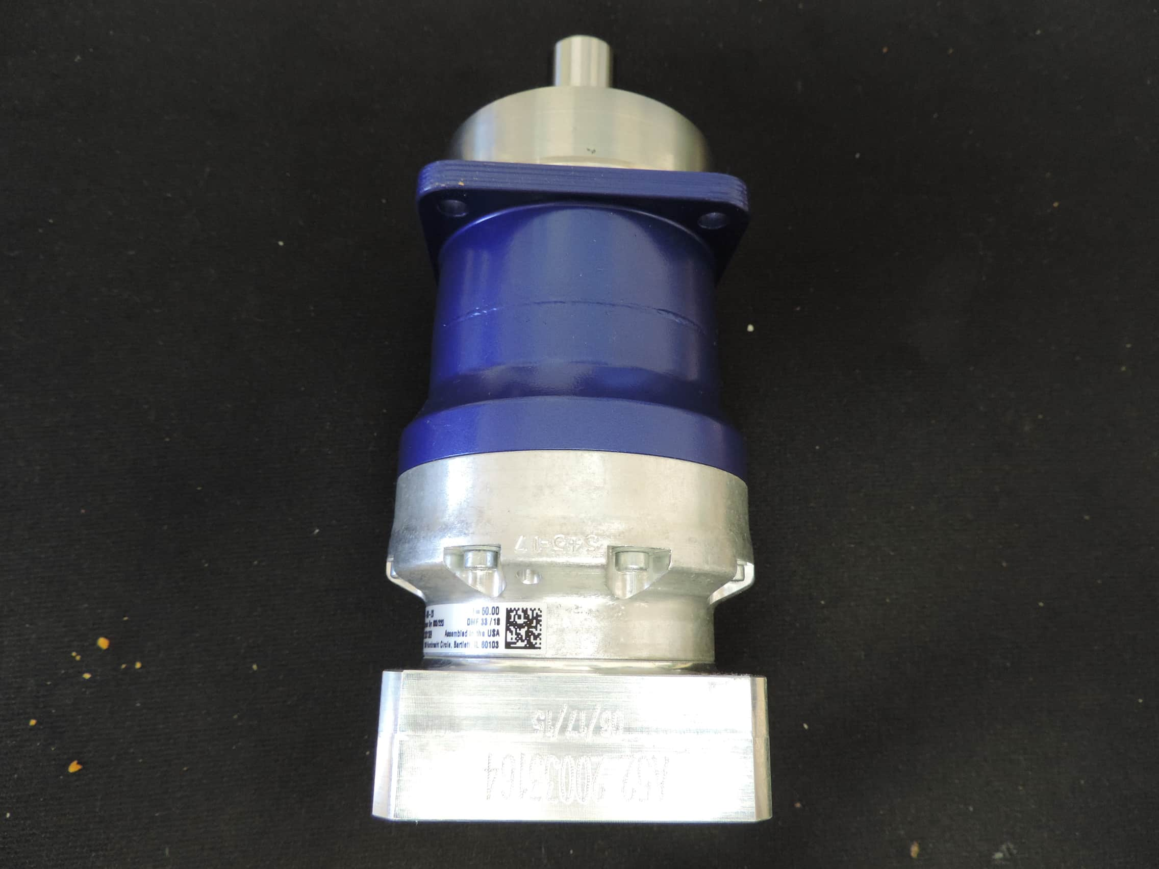 Wittenstein™ OEM Gearbox Motor for ABI 3900 Synthesizer (Model SP060S)