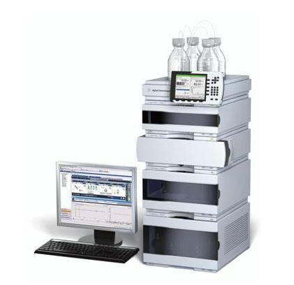 The NEW Agilent 1290 Infinity LC System