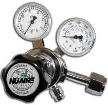 NuAire CO2 Regulator Two Stage