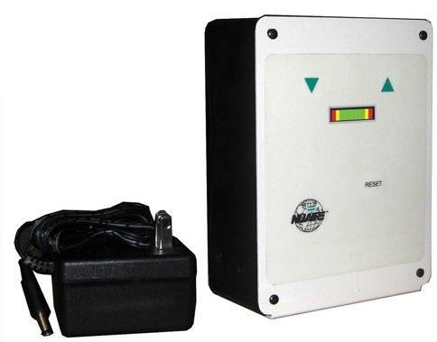 NuAire High/Low LED Bar Pressure Monitor 115V/60Hz