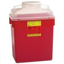 NuAire Large Sharps Container