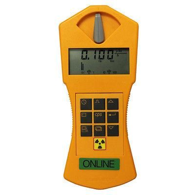 GAMMA-SCOUT Online Radiation Detector and Geiger Counter