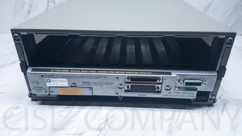 HP 70001A Spectrum Analyzer VXI MMS Mainframe 8 Slot