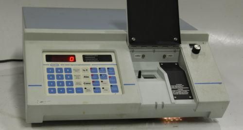 Hach DR 3000 Spectrophotometer 02222 (See video)