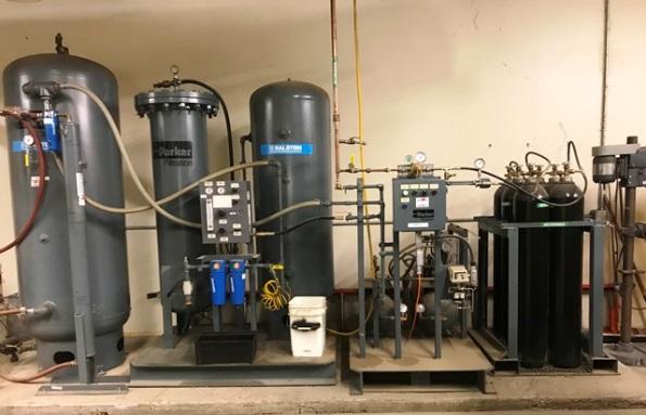 Parker Balston MB 400 Nitrogen Generator , Complete System