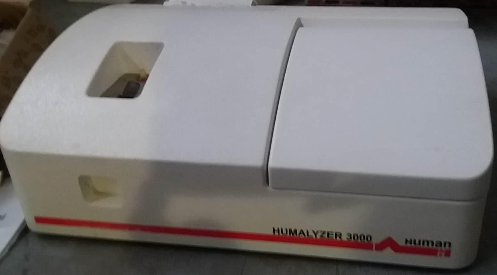HUMALYZER 2000/3000
