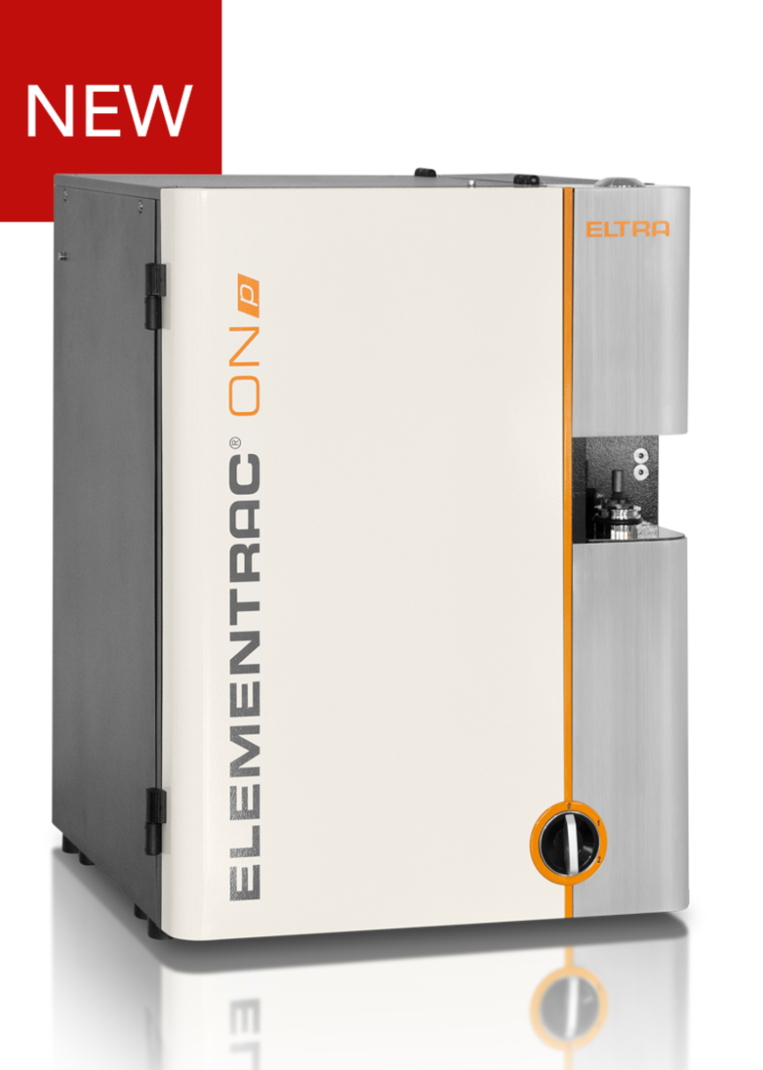 Oxygen / Nitrogen Analyzer ELEMENTRAC ON-p