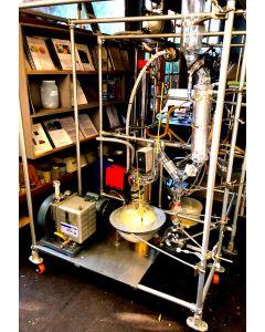 Short Path Distillation Equipment For Sale | Labx