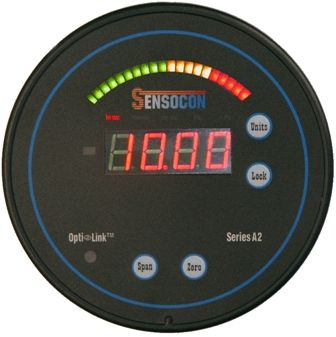 Sensocon A1 and A2 Differential Pressure Gauge