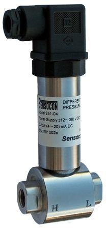 Sensocon Series 251 Wet/Wet Pressure Transmitter