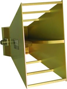 A.H. SAS-571 Double Ridge Guide Horn Antenna