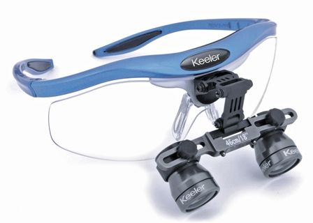New Keeler Mini Loupes