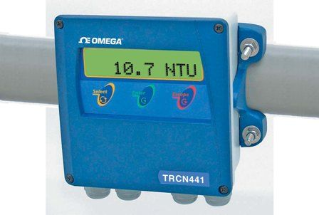 New! Omega Engineering's Turbidity Meters