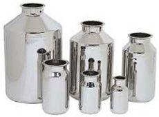Stainless BTB Series Biological Testing Bottles