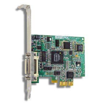 PIXCI EB1 frame grabber with PoCL