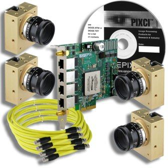 PIXCI SI4 Frame Grabber from EPIX, Inc.