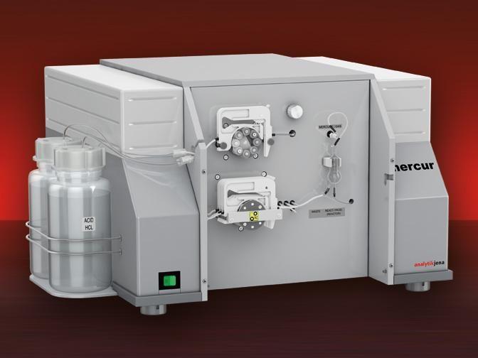 Analytik Jena: mercur: Hg Ultra Trace Analysis
