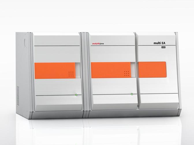Analytik Jena: Multi EA 4000