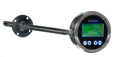 Sensocon Series VTP Multi Range Air Velocity Transmitter