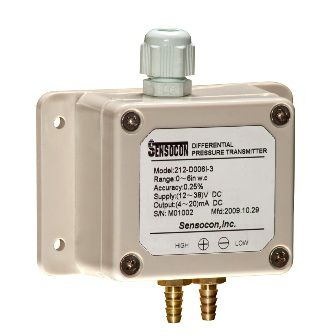 Sensocon Series 212 Weatherproof  Pressure Transmitter