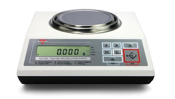 New Torbal AD50 Laboratory Precision Scale