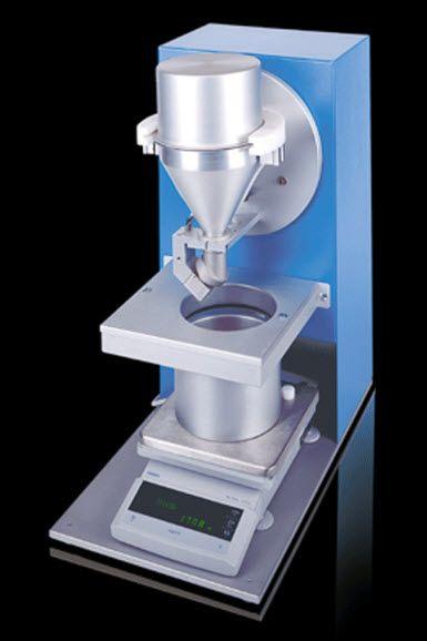 SOTAX FT 300 Flowability Tester