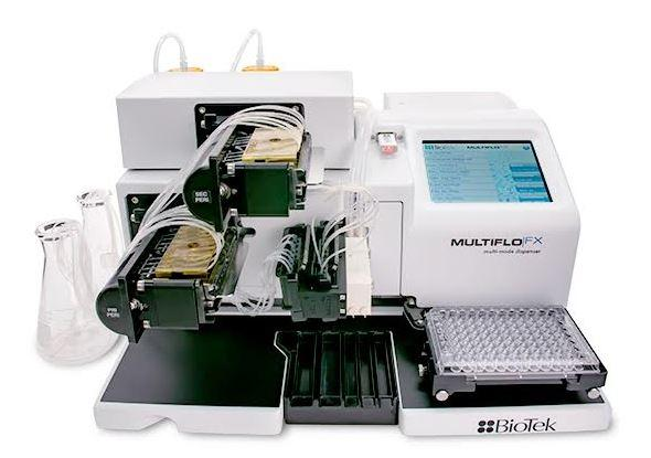BioTek MultiFlo FX Multi-Mode Dispenser