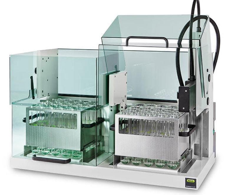 BUCHI Corporation KjelSampler K-376 / K-377