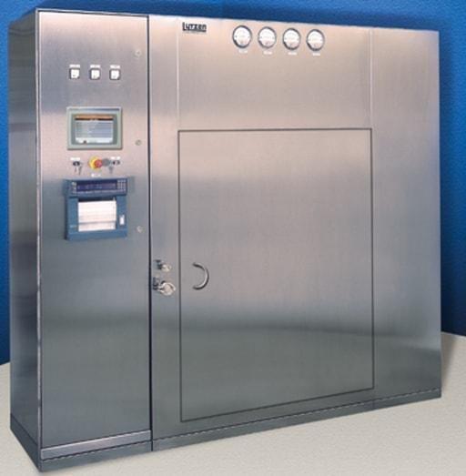 Lytzen Class 7 (100) Depyrogenation Ovens