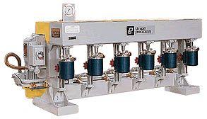 Union Process 01-HD Multi-Tank Lab Attritor System